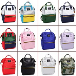 dc6f59045a19 Diaper bags Backpack For Girl Simple Design Women Backpack Fashion Tote Bag  12 Styles Travel Bags CNY607