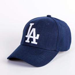 Hat Caps Ny NZ - High Quality brand LA cap man women fashion LA cap snapback bac2114d3dc0