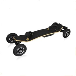 Discount scooter 4 Wheel Electric Skateboard Dual Motor 1650W 11000mAh Off Road Electric Scooter Electric Longboard Mountain Board