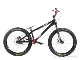 "Newest ECHOBIKE CZAR-s 24"" Street Trials Bike Complete Trial Bike ECHO Inspired Danny MacAskill"