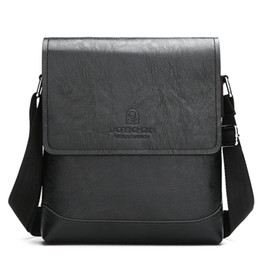 fe9a8936bf5e Brand Men Messenger Bags PU Leather Crossbody Bag For Men Casual Shoulder  Bags Luxury Handbags Business Briefcases WBS421