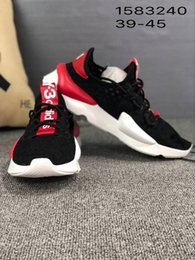 88f720072 Kanye West Y-3 NOCI0003 Red White High-Top Men Sneakers Waterproof Genuine  Leather Luxury Brand Designer Y3 Casual Shoes Boots