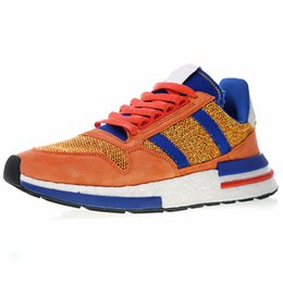 500 Designer shoes RM Goku Men Sneakers New ZX500 OG The Dragon Ball Z Grey Jogging  Shoes soft-soled Fashion Running Shoe Size40-45 1339e5999