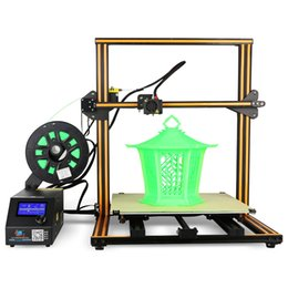 Creality3D CR - 10S4 Enlarged 400 x 400 x 400mm Heated Bed 24V 3D DIY Desktop Printer Kit