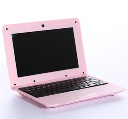 New laptop 10 inch Dual Core Mini Laptop Android 4.2 VIA 8880 Cortex A9 1.5GHZ HDMI WIFI 512+4GB  1G+8G Netbook
