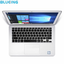 2017 laptop 13.3 inch Metal 6GB 64GB SSD ultra-slim laptop Intel N3350 HD 1920*1080 Windows 10 WIFI bluetooth notebook free shipping