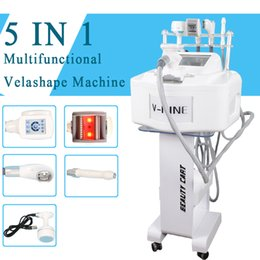 New velashape weight loss vacuum velashape cellulite removal machine fat reduction vacuum cavitation machine beauty supply