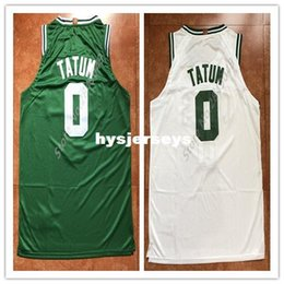 3e68edcf3f20 New Mens  0 Jayson Tatum Top Basketball Jersey US Size XS-6XL Stitched Best  Quality vest Jerseys Ncaa