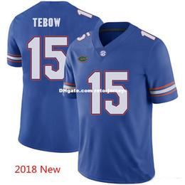 93ba05326 Mens 2018 New NCAA Florida Gators Tim Tebow College Football Jerseys  stitched  22 Emmitt Smith Florida Gators Jersey S-3XL