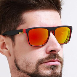 NEW fashion Europe and the United States TIDE polarized sunglasses square sports casual sunglasses unisex outdoor sunglasses