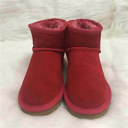 HOT designer shoes Australia Style Women Unisex Snow Boots Waterproof Winter Leather Boots luxury Brand Ivg