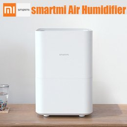 2017 humidifier Xiaomi Mijia smartmi Air Humidifier Smog-free Mist-free Pure Evaporate Increase Natural Air Humidity Mute Humidifier App Control