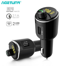 bluetooth car kit set canada best selling bluetooth car kit sett21 bluetooth car kit handsfree set fm transmitter mp3 music player 5v 2 1a dual 2 usb car charger support usb music