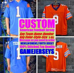 45f208827 All Stitched Custom american football jerseys Cincinnati Miami college  authentic cheap baseball basketball hockey jersey 4xl 6xl 8xl kids