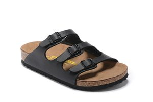 Birkenstock FLORIDA Women`s Men`s Unisex Buckle Birko-Flor Summer Beach Sandals