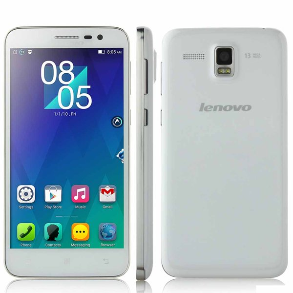Teléfono Inteligente de Lenovo A8 A806 de 4G LTE 2G RAM 16G ROM 5.0Pulgadas