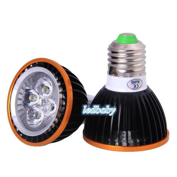 DHL 30 Pezzo Par20 lampadine LED PAR 20 Cree ha condotto la luce 9W 12W 15W Spotlight E27 bianco caldo bianco Illuminazione dell'interno 110V-240V