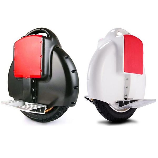 Auto Bilan électrique Une roue Monocycle Scooter W / Bluetooth Speaker vélos monocycle Solowheel un solo roue Brouette rechargeable