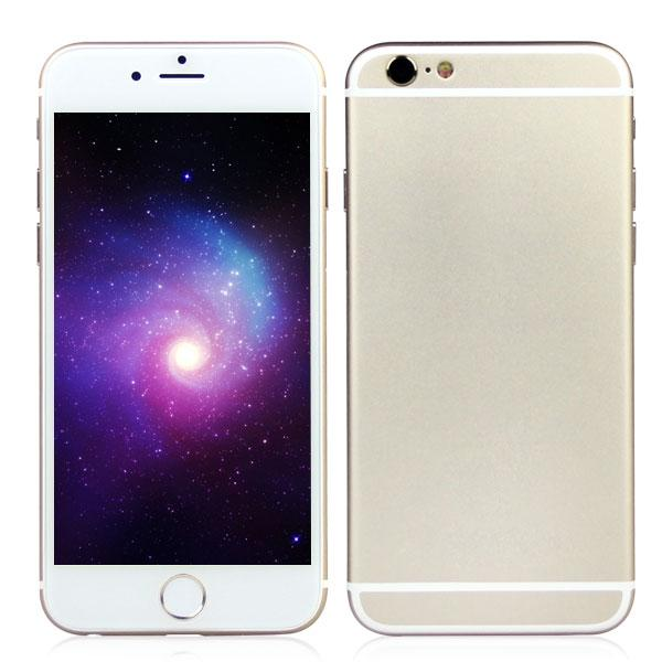 4G LTE GooPhone i6s plus V6 MTK6753 64-Bit Octa base 2GB 16GB + 16GB / 32GB Android 5.1 Lollipop 5.5 pouces 1920 * 1080 FHD 13.0MP Smartphone caméra