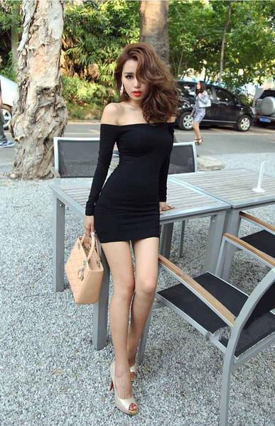 Mini Vestido del club