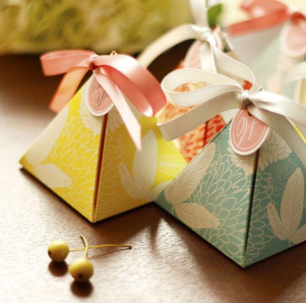 Сделать коробочку для сладостей своими руками 48