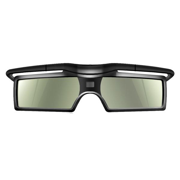 Top Hot !!! Óculos 3D ativos do obturador 96-144Hz para LG / BENQ / ACER / SHARP DLP Link 3D TV Projetor passiva G15-DLP 3D Glasses V849