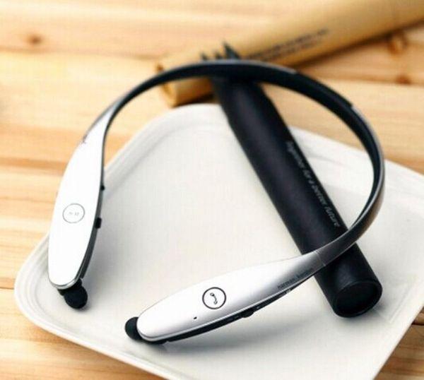 HBS 900 HBS-900 Wireless Sport шейным гарнитура наушники-вкладыши для наушников Bluetooth стерео наушники гарнитуры для iphone Samsung 5S S4 Примечание 3 700 730
