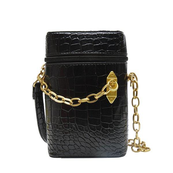 wholesale small bag 2020 new korean version of the bucket bag female mini chain women handbags and purses (539204556) photo