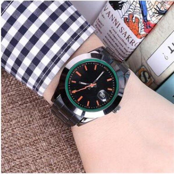 Бесплатная Доставка Высокие Классические Мужские часы Молния MILGAUSSS Роскошные 11640