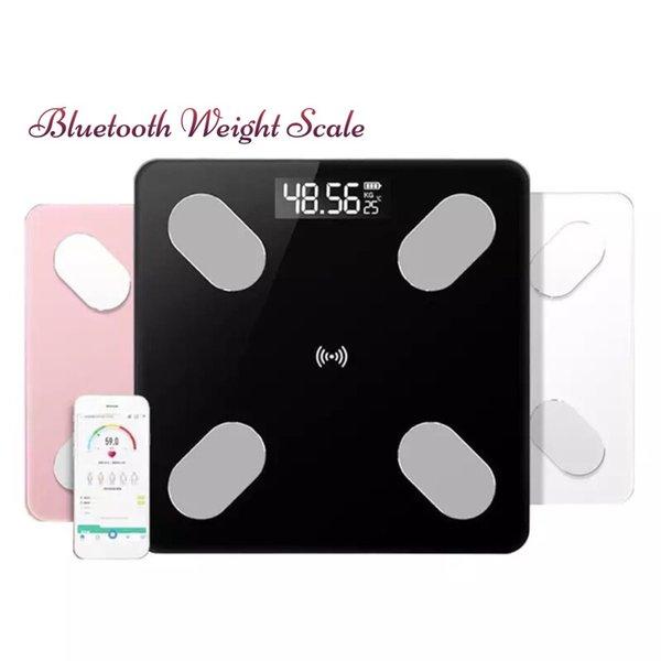 Смарт Body Fat весы электронные весы весы Состав Цифровой Вес Масштаб Беспроводная с фото