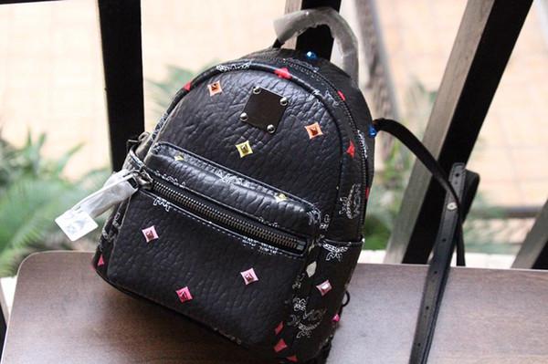 designer backpacks mom purse bag women luxury designer bags m purse bag fashion rivet luxury purse bag (478600836) photo