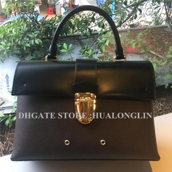 genuine leather women bag brand designer purse handbag tote sale discount checks plaid luxury famous (435712034) photo