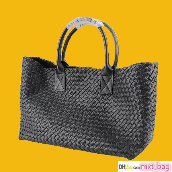 designer luxury handbags purses handbag designer handbags leather pure weave hand woven weaving handmade style bag large designer tote bags (511174290) photo