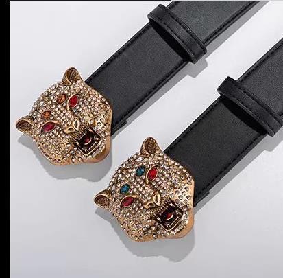 2019 Fashionf6бренд дизайнер мужской моды роскошный кожаный ремень золото 2 серебряные фото