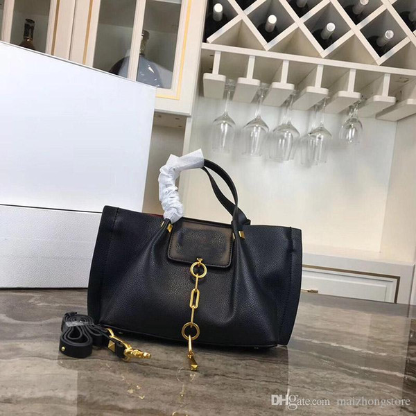 designer luxury handbag purses genuine leather v fashion totes genuine leather ladies purse 2019 purses handbag (524453878) photo