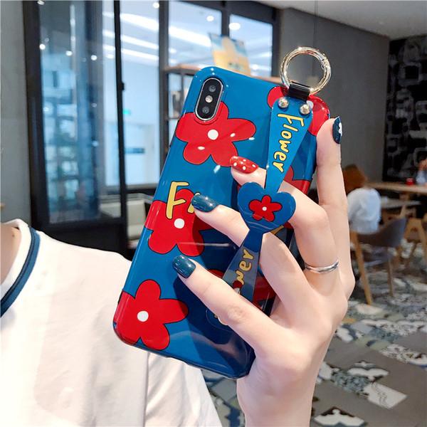 Горячая Мода Женщина Дизайнер телефон дело Обложка для IPhone 11 Pro X 7Plus 8P 7 8 6P 6SP 6 6S пис