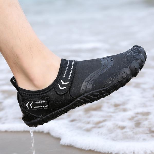 2020 Quick Dry Five Finger Women Swimming Shoes Men Upstream Aqua Shoes Hiking Beach Water Women Lightweight Yoga Sneakers
