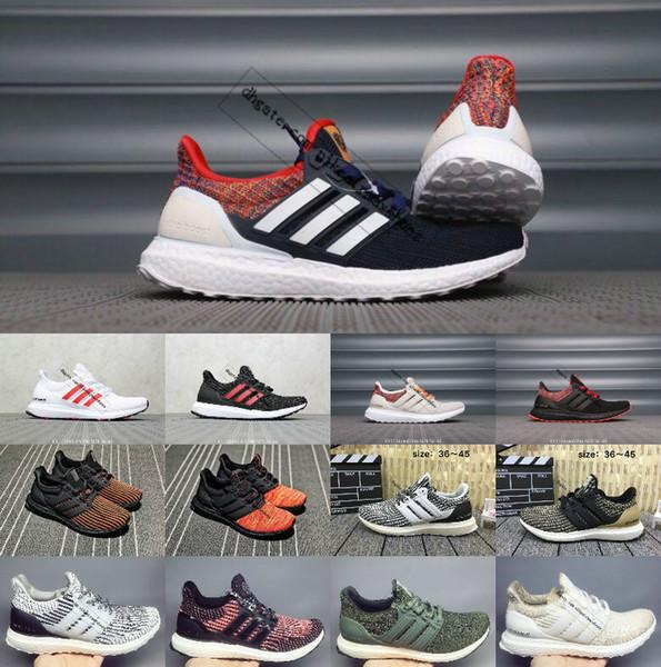 2019 новый цвет Ultraboost 3.0 4.0 спортивная обувь мужчины женщины высокое качество Chaussures фото