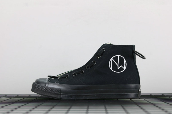 New Warriors под прикрытием Chuck 70 NW повседневная обувь мужская Дизайнерская клетка Taylor