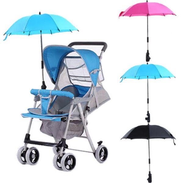 Pudcoco бренд 1шт детская коляска зонтик детские коляски Коляска коляска коляска ультрафиолетовых лучей солнца дождь зонтик зонтик+клип фото