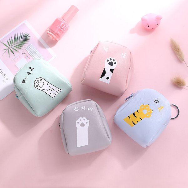 women silicone coin purse cartoon cute headset bag small change purse wallet pouch bag carteras for kids girl gift (511485386) photo