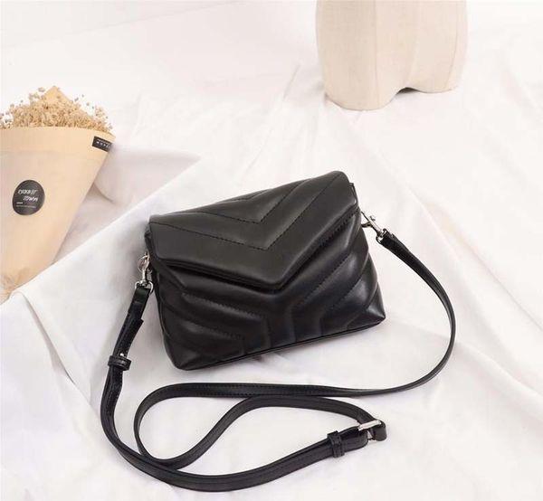 fashion totes loulou purse mini size women shoulder crossbody ladies purse bag genuine leather purses bags (467751921) photo