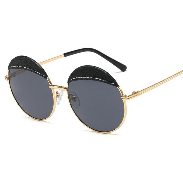 2020 бренд дизайнер горячие продажи солнцезащитные очки Женщины мужчины солнцезащитные очки шпион лыжи на открытом воздухе очки для вождения стимпанк uv400 солнцезащитные очки с коробкой 93340 фото
