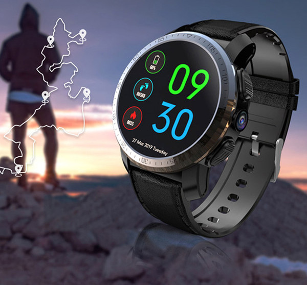 Ko pet optimu  pro 3gb 32gb 800mah battery dual  y tem  4g  mart watch phone waterproof 8 0mp 1 39 quot  android7 1 1  martwatch men