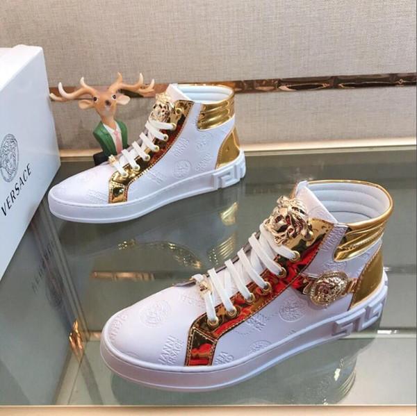 Высокое Качество Натуральная Кожа Мужская Обувь Мягкие Мокасины Мокасины Модный фото