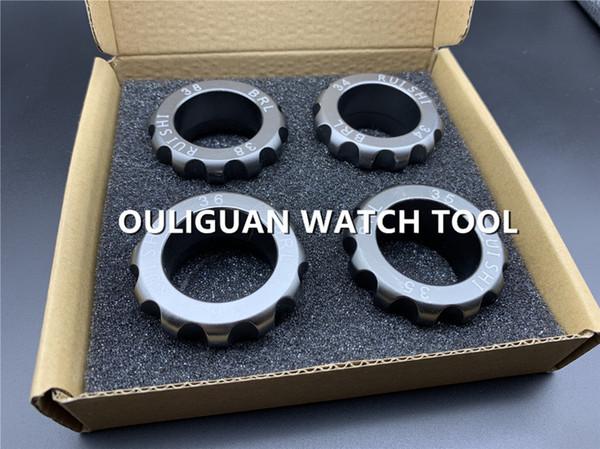4шт Часы Дело Винт Вернуться открывалка Removal Tool Особый случай открывалка Die Watch Repair