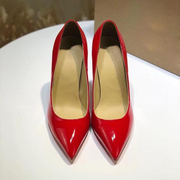 Роскошные туфли на высоком каблуке женские кожаные туфли дизайнерские черные туфли на шпильке женские свадебные платья с черным lll фото