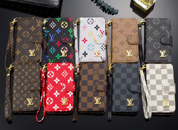 For iphone x x  max flip wallet phone ca e luxury leather back phone pouch ca e  for iphone 8 7 6  plu  for  am ung  10  9  8 plu  note 9 8