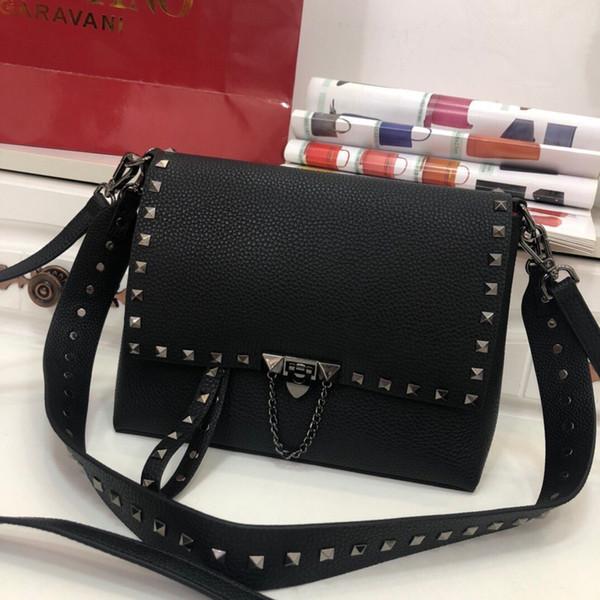 2020 new women handbags fashion purses ladies crossbody bag clutch purse bagsstudded girl fashion shoulder bag (532421606) photo
