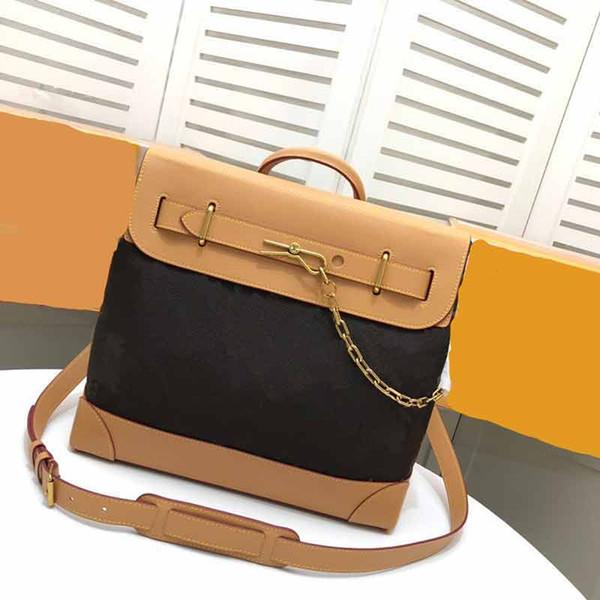 designer luxury handbag purse m44473 m44472 steamer shoulder bag l flower pattern designer ladies purse bag fashion women handbag purse (528637231) photo